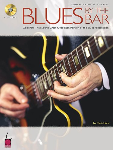 Blues by the bar guitare+CD (Book & CD)