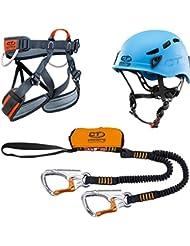 Climbing Technology Eclipse Plus 2K132bcabboctst Kit Ferrata, multicolor, talla única