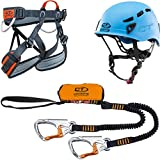Climbing Technology Plus Eclipse 2 K132bcabboctst Kit Ferrata