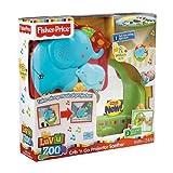 Fisher-Price T6338 - Baby-Zoo Schlummerlicht-Spieluhr