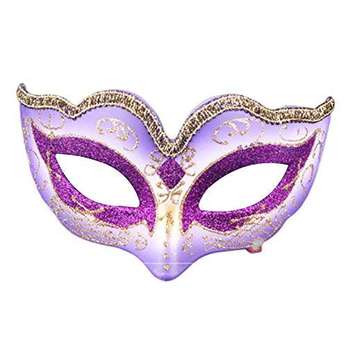 Kostüm Muster Karneval Venedig - Peanutaod Bemalte Halloween Ball Vollmaske Gehobene Venedig Mann Maske Party Show Maske Für Mann Laufsteg Kostüm Tanz Maske
