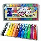 MICHAELA BLAKE Toddler Washable Bath Crayons Bath time Fun Play Educational Kids Toy Novelty toy 12pcs/Lot