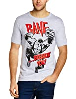 Logoshirt Herren T-Shirt Easy Fit Batman-Bane, Rundhals