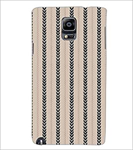 PrintDhaba Pattern D-5196 Back Case Cover for SAMSUNG GALAXY NOTE 3 (Multi-Coloured)
