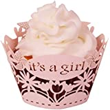 12St Pearly Papier Trèfle projet vigne Pointe Bols gâteau décorations maison party rose