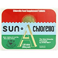 Sun Chlorella A - Pack of 1500 Tablets