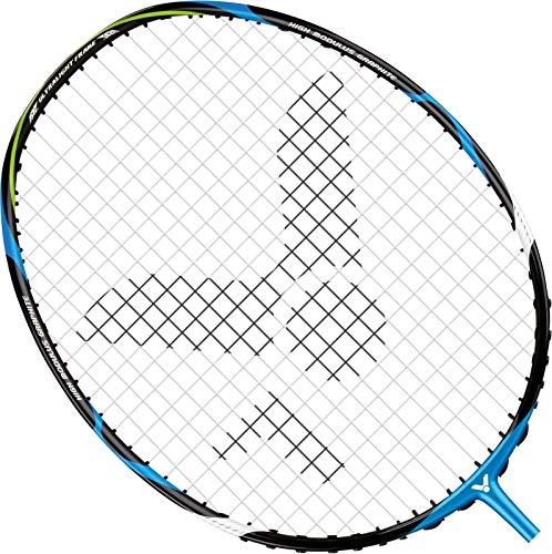 VICTOR Badmintonschläger Light Fighter 7000, Blau/Schwarz, 67.3 cm, 148/7/0
