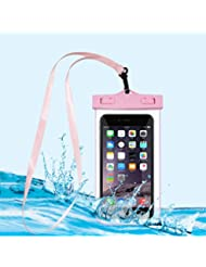 KUN PENG SHOP Étui tactile universel Sac imperméable à l'épreuve du téléphone portable de 5,5 pouces scellé A+