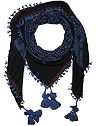 Superfreak® Hochwertiges Tuch im Pali-Look ° PLO Schal ° 120x120 cm ° Pali Palästinenser Arafat Tuch ° 100% Baumwolle – alle Farben!!!