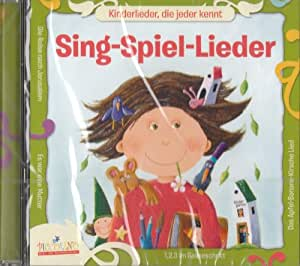 Sing-Spiel-Lieder, Kinderlieder, die jeder kennt (Kinder
