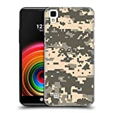 Head Case Designs Acu Militärischen Tarnfarben Serie 2 Ruckseite Hülle für LG X Power