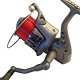 Fishzone Chrome Serie AF60& Filtereinsatz AF70Frontbremse Options Feste Spule (vor...