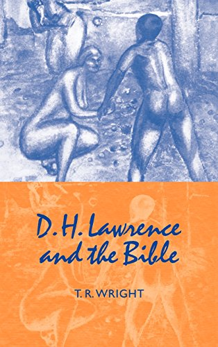 D. H. Lawrence and the Bible Hardback por Wright