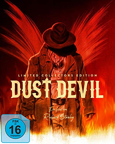 Dust Devil - The Final Cut - Special Edition  (+ 3 DVDs) (+ 1 CD) [Blu-ray]