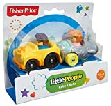 Little People Fisher Price World Of Wheelies Koby & Sofie