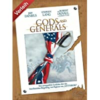 Gods and Generals - doppelseitige DVD