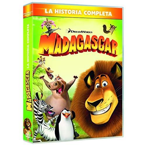 Madagascar - 1-3 [DVD] 4