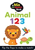 Animal 123 (Mix and Match) (Tiny Touch Boards)