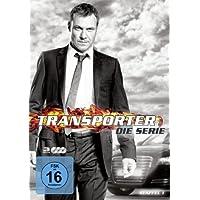 Transporter - Die Serie (Staffel 1) (DVD) DE-Version