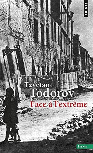Face a L'extreme por Tzvetan Todorov