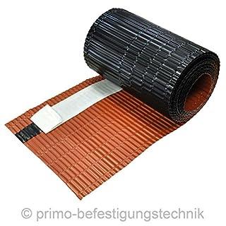 5m Rolle Traufenrolle ROT 230mm 15mm Butylstreifen 513T3001