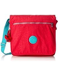 Kipling Polyester 20 Ltrs Flamboyant Pk C Messenger Bag (K09480G5500F)