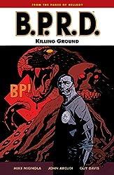 B.P.R.D., Vol. 8: Killing Ground by John Arcudi (2008-05-20)