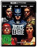 Justice League (4K Ultra HD + Blu-ray + Digital Ultraviolet) [Blu-ray]