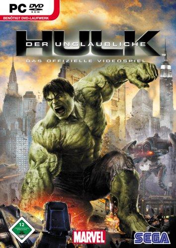 Der unglaubliche Hulk: Das offizielle Videospiel
