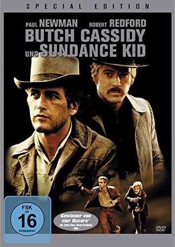 Preisvergleich Produktbild Butch Cassidy und Sundance Kid [Special Edition]