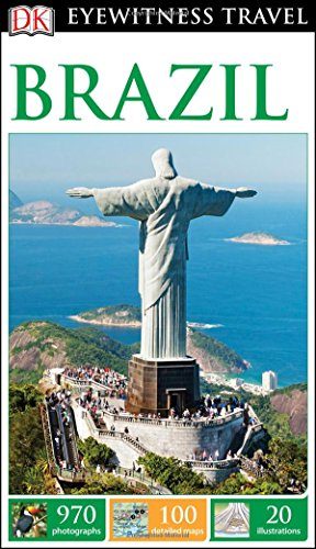 Dk Eyewitness Brazil (Dk Eyewitness Travel Guide)