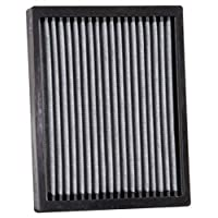 K&N Premium Cabin Air Filter: High Performance, Washable, Lasts for the Life of your Vehicle: Designed for Select 2014-2018 KIA (Soul, Soul EV) Vehicle Models, VF1017