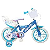 Fahrrad offiziellen Disney Die Eiskönigin 14Zoll Frozen Mädchen