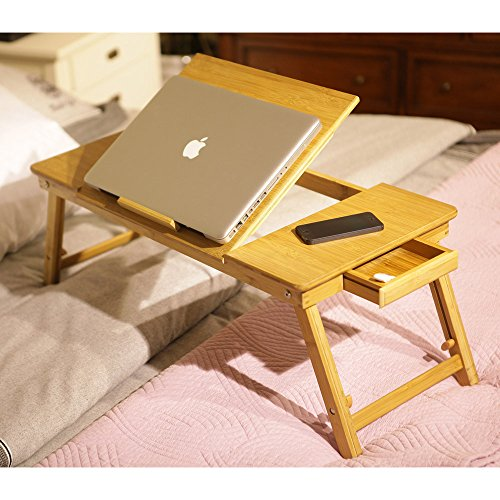 Awesome Freelance Bamboo Leg Foldable Dining Tray Breakfast Serving Table Bed Study Laptop Lap Desk Gmtry Best Dining Table And Chair Ideas Images Gmtryco