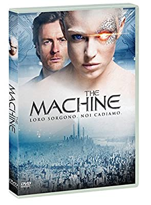 the machine DVD Italian Import by toby stephens