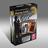 007 James Bond 50th Anniversary Movies 12-22 Playing Cards by Cartamundi