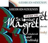 5x komisař Maigret + 5x komisař Maigret podruhé: 10 CD (2012)