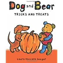 Dog and Bear: Tricks and Treats (Dog and Bear Series) by Laura Vaccaro Seeger (2014-08-12)