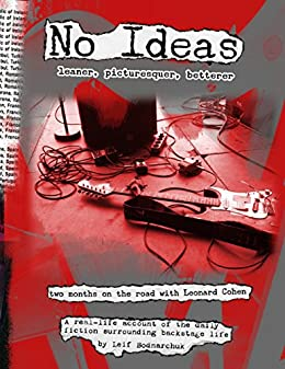 No Ideas - Leaner, Picturesquer, Betterer by [Bodnarchuk, Leif]