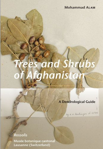 Trees and Shrubs of Afghanistan par Alam Mohammad
