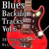 Blues Backing Tracks Vol 6