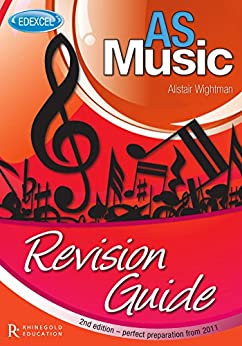 Edexcel As Music Revision Guide by [Wightman, Alistair]