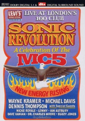 Preisvergleich Produktbild MC5 - Sonic Revolution