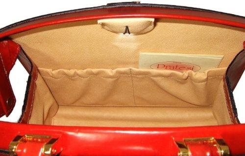 Pratesi Miss Brunelleschi borsa da donna - R120/29T Radica (Caffé) Verde