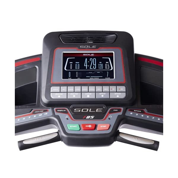 Sole Fitness F85 Tapis Roulant 3 spesavip