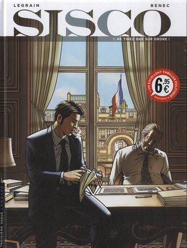 Sisco - tome 1 - Sisco T1 édition spéciale
