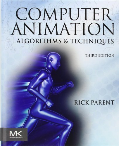 Computer Animation, Third Edition: Algorithms and Techniques Hardcover ¨C September 12, 2012