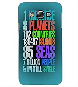 PrintDhaba Quote D-4406 Back Case Cover for SAMSUNG GALAXY A8 (Multi-Coloured)