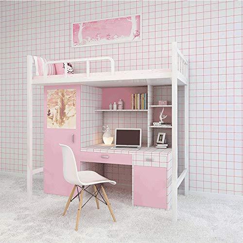 Selbstklebende tapete holzmaserung selbstklebende tapete gestreift schlafzimmer selbstklebende tapete möbel wasserdicht selbstklebende tapete puder linie großes gitter 45cm