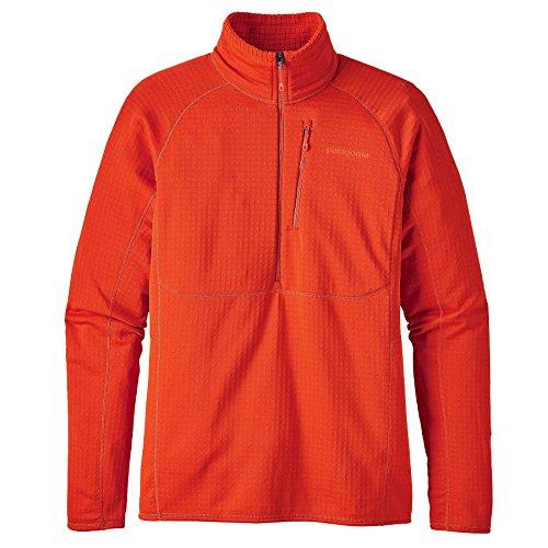 Herren Fleecejacke Patagonia R1 Fleece Pullover